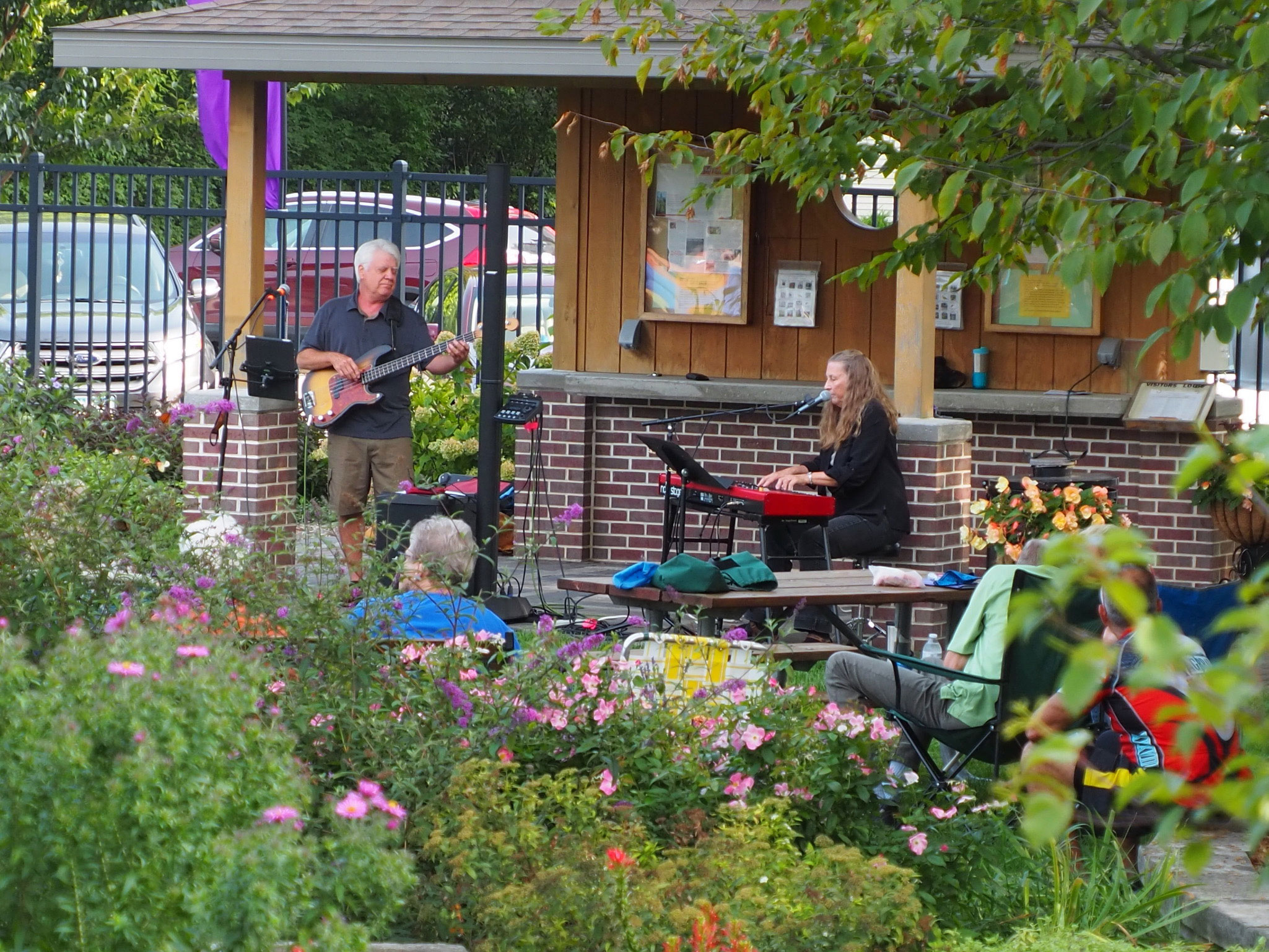 Event at Central Gardens of North Iowa