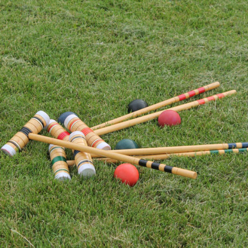 Learn to Play Golf Croquet